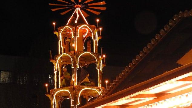 Weihnachtsmarkt in Solingen