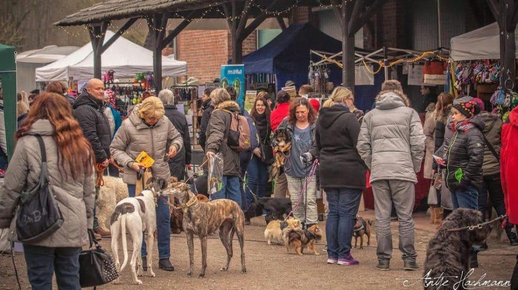Weihnachtsmarkt in Dormagen